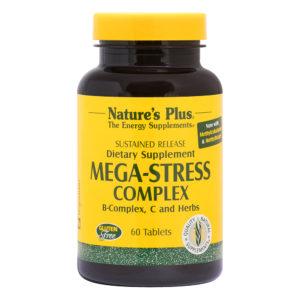 Mega Stress Complex S/R # 60 tabletten