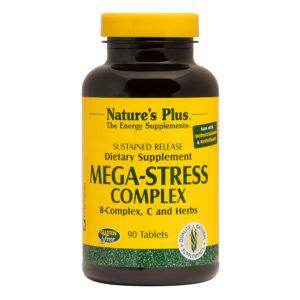 Mega Stress Complex S/R # 90 tabletten