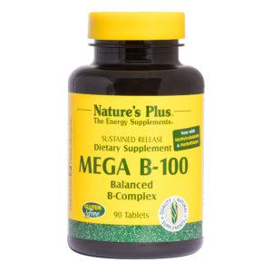 Mega B-100  S/R # 90 tabletten