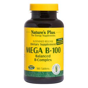 Mega B-100  S/R # 180 tabletten