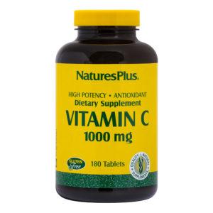 Vitamine C 1.000 mg # 180 tabletten