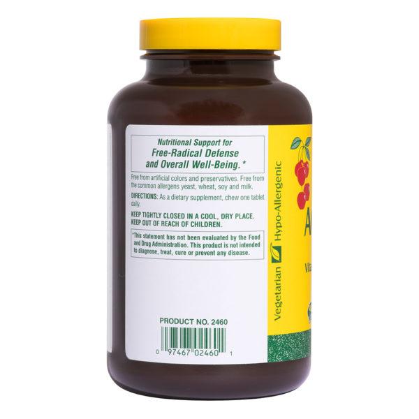 Acerola-C Complex 500 mg (Cherry) # 90 kauwtabletten