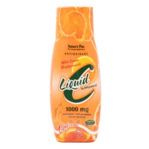 Vitamine C Liquid (klein) (Orange) # 236ml fles