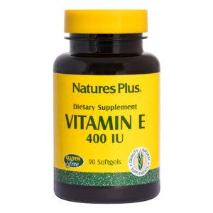 Vitamine E 400 I.U. # 90 softgels