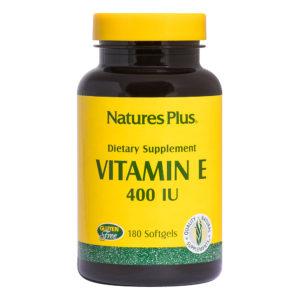 Vitamine E 400 I.U. # 180 softgels