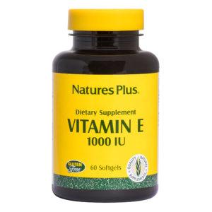 Vitamine E 1.000 I.U. # 60 softgels