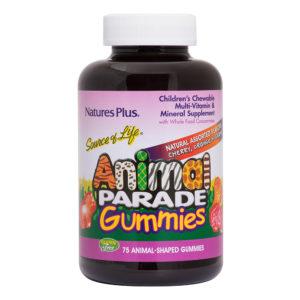 Animal Parade Multi Fruity Gummies (Cherry
