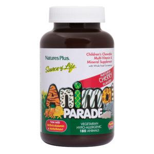 Animal Parade Multi Cherry (Standard Chewables) # 180 kauwtabletten