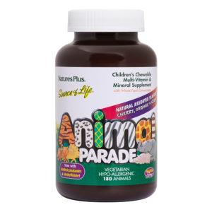 Animal Parade Multi Fruity (Standard Chewables - Orange