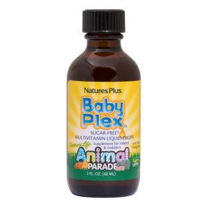 Animal Parade - Baby Plex Sugar Free (Orange) # 60ml fles