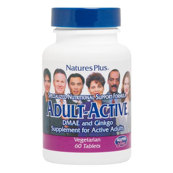 Adult-Active Tabs # 60 tabletten
