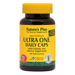 Ultra One Daily # 60 vegicaps