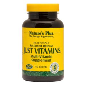 Just Vitamins S/R # 60 tabletten