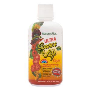 Ultra Source of Life Liquid (groot) (Mango Pineapple) # 887ml fles