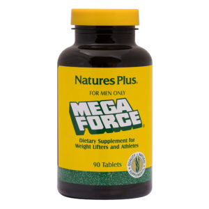 Mega Force - For Men Only (Weight Lifters & Athletes) # 90 tabletten