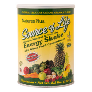 Source of Life Energy Shake (Large Can) (Creamy Granola) # 1014g poeder