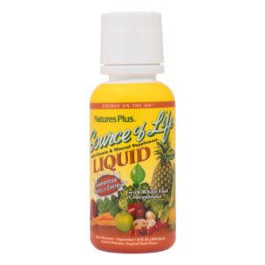 Source of Life Liquid (klein) (Fruit) # 236ml fles