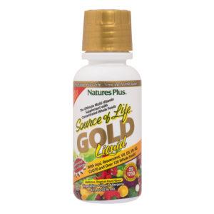 Source of Life GOLD  Liquid (klein) (Tropical Fruit) # 236ml fles