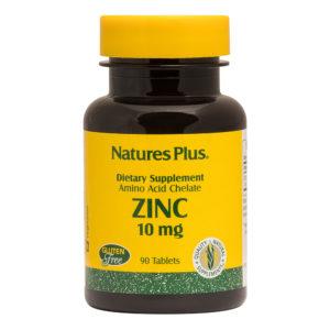 Zinc 10 mg # 90 tabletten