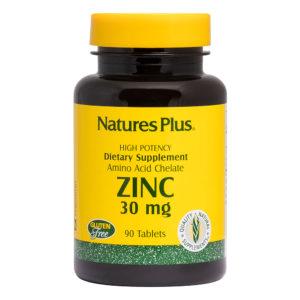 Zinc 30 mg # 90 tabletten