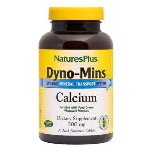 Calcium Dyno-Mins (500 mg) # 90 tabletten