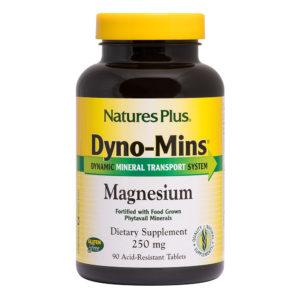Magnesium Dyno-Mins (250mg) # 90 tabletten
