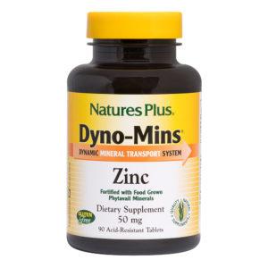 Zinc Dyno-Mins (50mg) # 90 tabletten