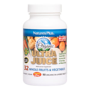 ORGANIC Ultra Juice Tablets (Bi-Layered) BIOLOGISCH # 90 duo-Tabs