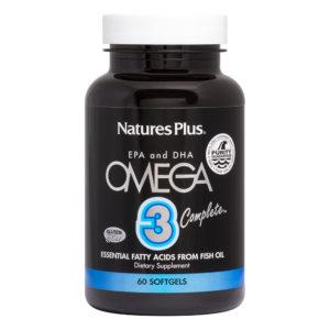 Omega 3 (EPAForte) # 60 softgels