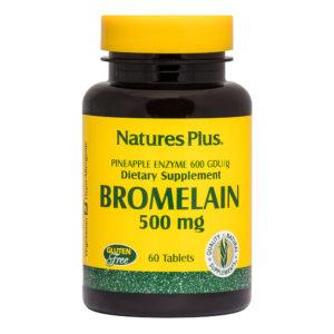 Bromelain 500 mg # 60 tabletten