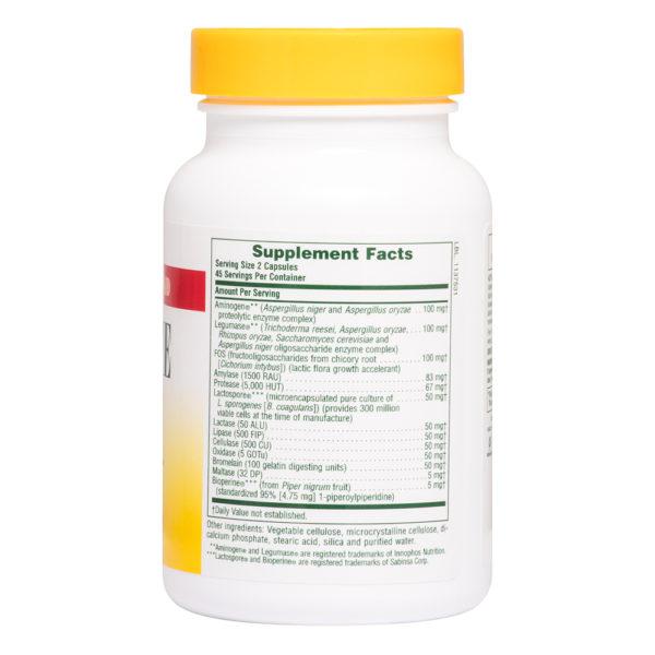 Probiotics & Bioperine # 90 vegicaps
