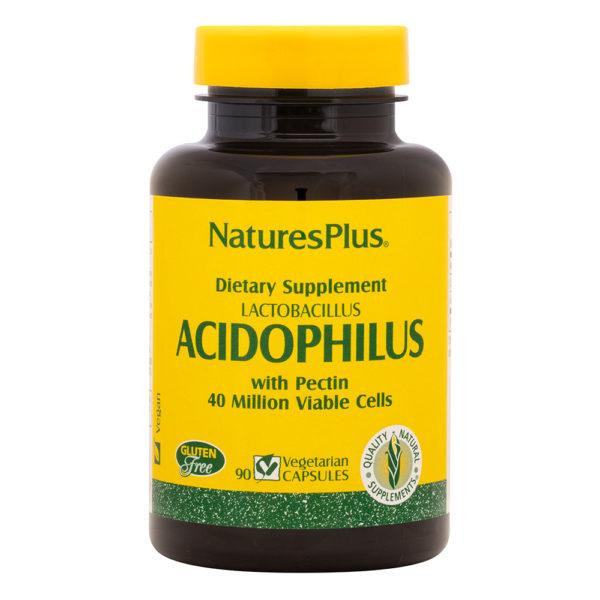 Acidophilus (40 Million Viable Cells per Capsule) # 90 vegicaps