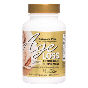 Ageloss Tablets (Bi-Layered) # 60 duo-tabs