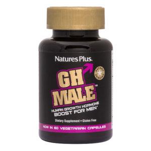 GH Male-Natural growth for men # 60 vegicaps