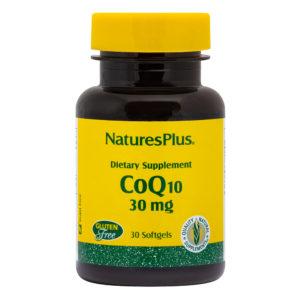 Coenzyme Q10  30 mg # 30 softgels