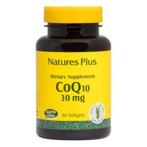 Coenzyme Q10  30 mg # 60 softgels
