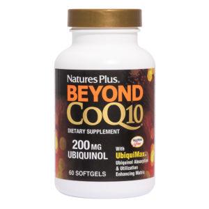 Beyond Co Q10 (Ubiquinol) 200 mg # 60 softgels
