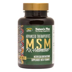 Rx-Wellness / MSM (Methylsulfonylmethane) # 60 tabletten