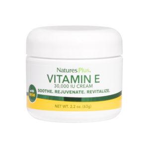 Vitamine E Cream (External Use) # 60g crème