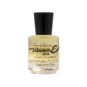Vitamine E Liquid Oil (External Use) # 15ml flesje