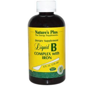 1500 foto Liquid B Complex Natur