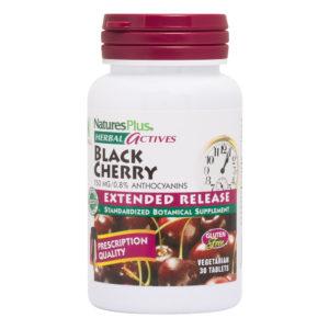 Black Cherry 750 mg E.R. # 30 tabletten