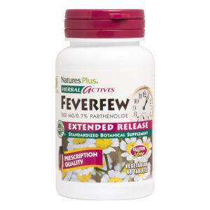 Feverfew 500 mg E.R. # 60 tabletten