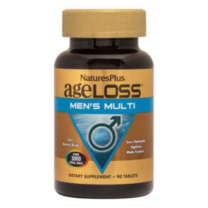 Ageloss Men's Multi Tablets  # 90 tabletten