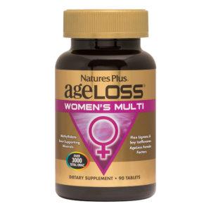 Ageloss Women's Multi Tablets # 90 tabletten