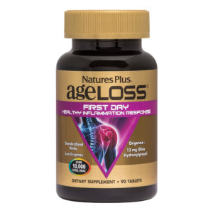 Ageloss First Day Tablets (Healthy Inflammation Response) # 90 tabletten