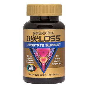 Ageloss Prostate Support # 90 vegicaps