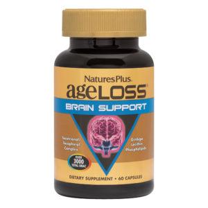 Ageloss Brain Support # 60 vegicaps
