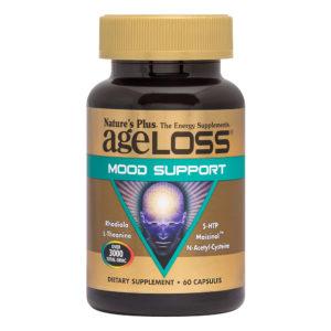 Ageloss Mood Support # 60 vegicaps