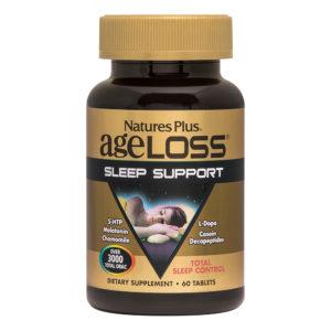 Ageloss Sleep Support # 60 tabletten